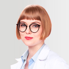 Наталья Александровна Нефёдова диетолог/нутрициолог GMS Clinic