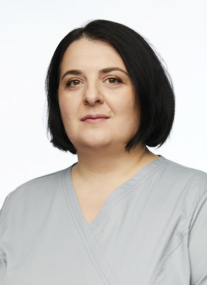 Берадзе Екатерина Георгиевна